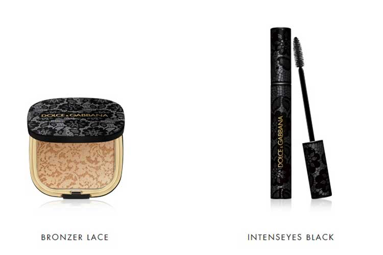 Dolce Gabbana beauty The Lace Collection22ott17 2