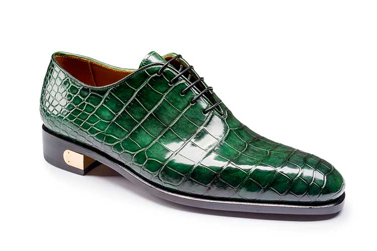 FANGA GY Raffaello Alligator Green