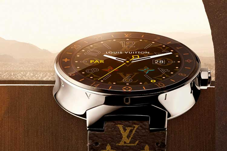 Louis Vuitton Tambour Horizon 15 02 19 1