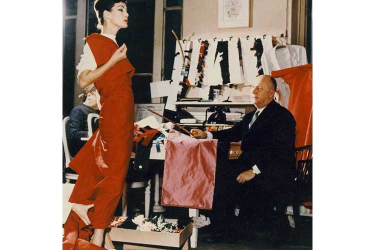 Lucky 1955 circa. Courtesy Christian Dior22marzo19 1