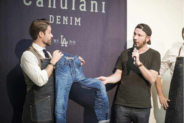 Made in Italy eco friendly con Re Gen Denim4giugno18 2